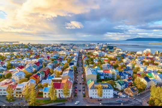 Summer Stopover Iceland 2019