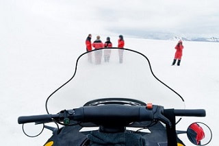 Snowmobiling Day Tours Iceland